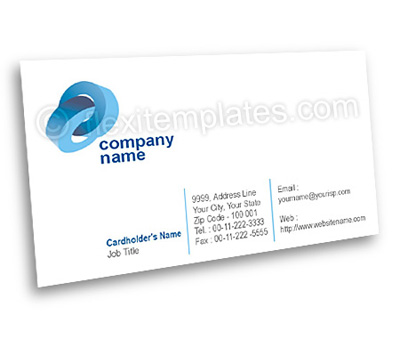 Online Business Card printing Internet House