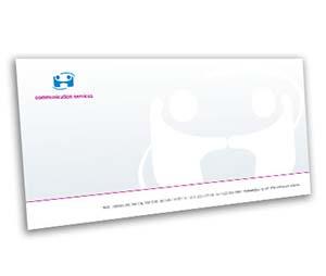 Envelope printing Telecom Systems