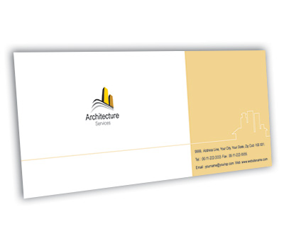 Online Envelope printing Architecture Building