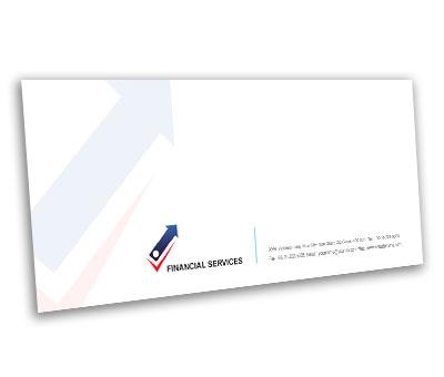 Online Envelope printing Finance Market