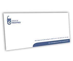 Envelope printing Industrial Units