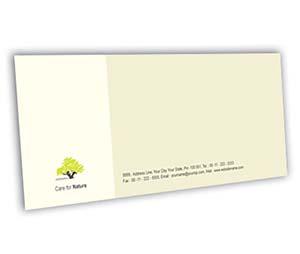 Envelope printing Tree Nursery