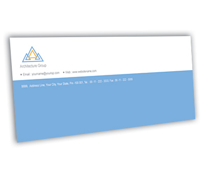Online Envelope printing Architectural Firm