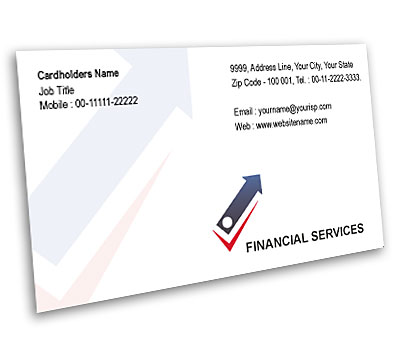 Online Business Card printing Finance Market