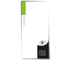 Envelope printing Music Store
