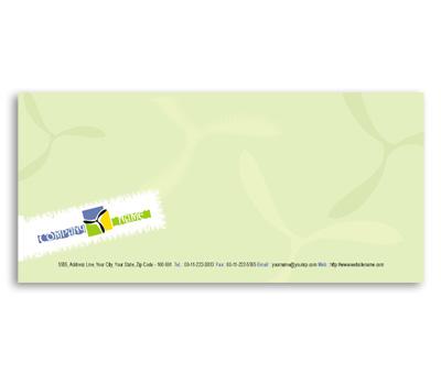 Online Envelope printing Landscape Consultant