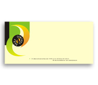 Online Envelope printing Creative Art