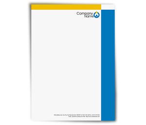 Letterhead printing HR Consultant