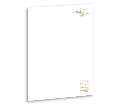 Online Letterhead printing Graphic Design Consultant