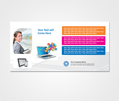 Online Exhibition Banners printing Computer Shop