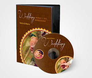 CD / DVD Covers printing Wedding Photo Album