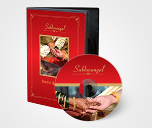 CD / DVD Covers printing Wedding Videos