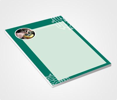 Online Notepads printing Motherboard Design