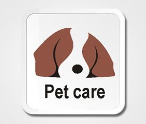 Coasters printing Pet Care