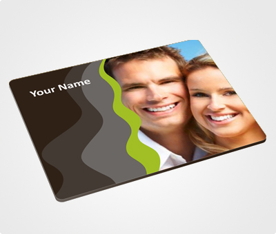 Online Mouse Pads printing Happy Couple