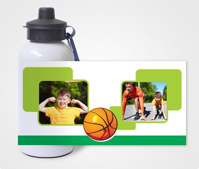 Online Water Bottles printing Sports