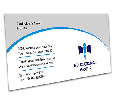 Online Business Card printing Educational Research