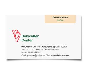Business Card printing Social Activities