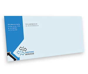 Envelope printing Host Service