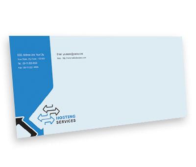 Online Envelope printing Host Service