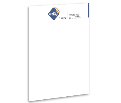 Online Letterhead printing Web Solutions