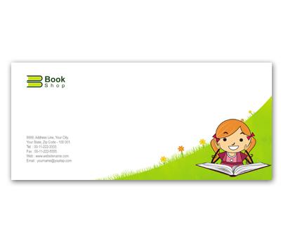 Online Envelope printing Book Shop