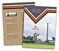 Online Brochure printing Industrial Factory