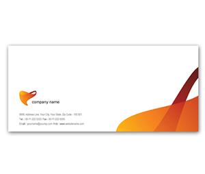 Envelope printing Elastic Company