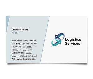 Business Card printing Power Logistics