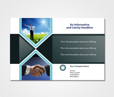 Online Exhibition Banners printing Corporate Theme
