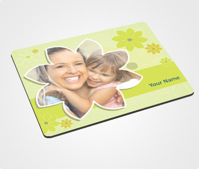 Online Mouse Pads printing Stars & Flowers