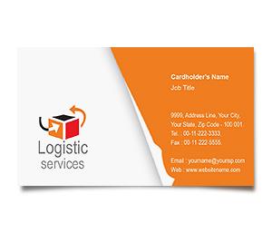 Business Card printing Logistics Source