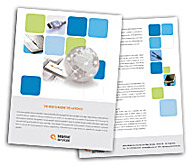 Online Brochure printing Internet Service