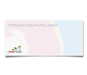 Envelope printing Beauty Cosmetics