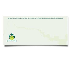 Envelope printing Social Network