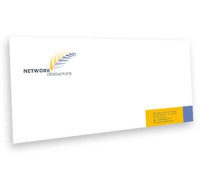 Online Envelope printing Computer Network Support