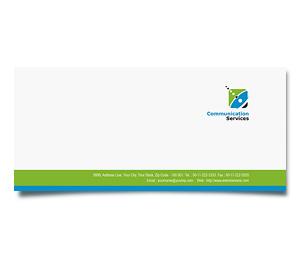 Envelope printing Visual Communication