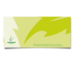 Envelope printing Herbal Medicine
