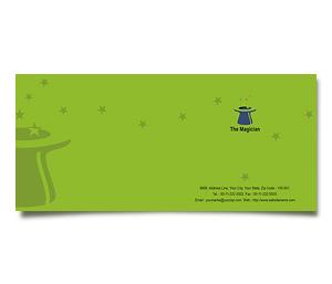Envelope printing Magician