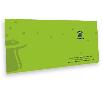 Online Envelope printing Magician