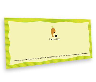 Online Envelope printing Plants Nursery