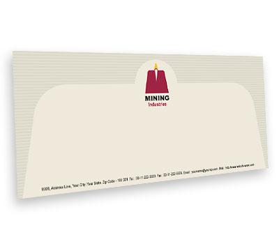 Online Envelope printing Mining