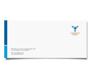 Envelope printing Logistics