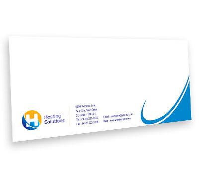 Online Envelope printing Hosting Package