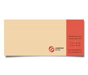 Envelope printing Global Logistics