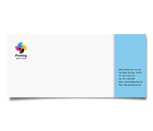 Envelope printing Printing Press Services