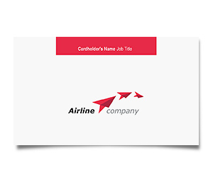 Business Card printing International Air Travel