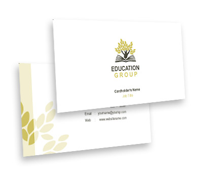 Online Business Card printing Education Center