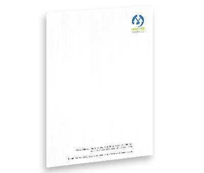 Online Letterhead printing Best Hosting Services
