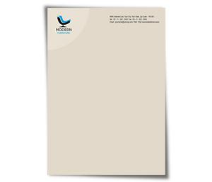 Letterhead printing Furniture Sale